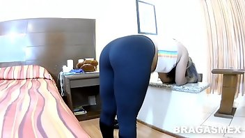 Mexican Latina Brunette Doggystyle