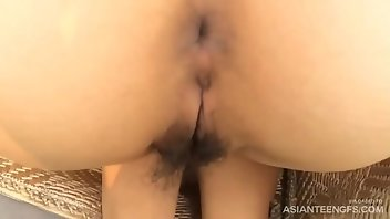 Car Teen Blowjob Brunette