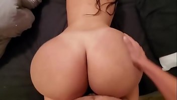 Halloween Cumshot Teen Ass