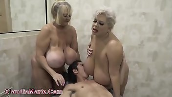 Saggy Tits Threesome Fat Escort