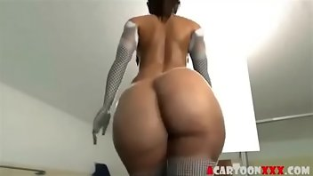 Futanari 3D Big Ass Big Tits
