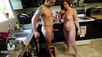 Food Creampie MILF Blowjob