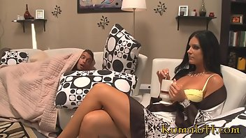 Full Movie Babe MILF Brunette Mom