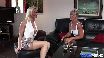 Cougar Blonde MILF Amateur