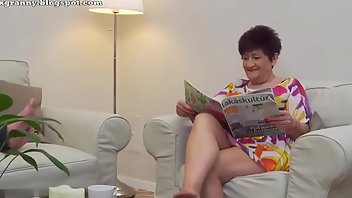 Hungarian Mature Mom Granny
