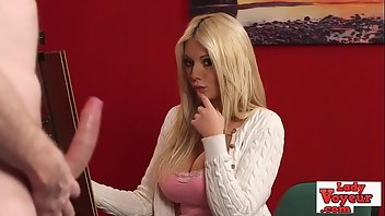 Instruction European Blonde Babe