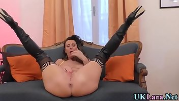 Shoes Stockings European MILF