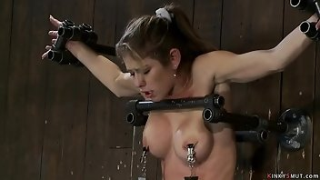 Whipping Hardcore Rough Gagging