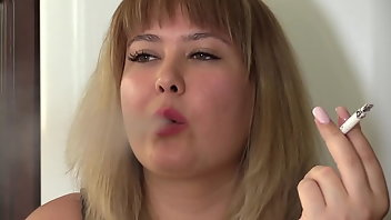 Cigarette Amateur Homemade Mature