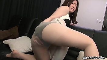 Nylon Fingering Mature Masturbation